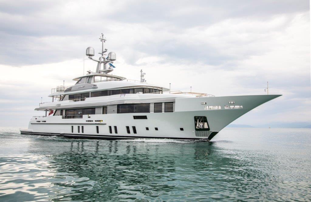 """Benetti consegna """"Elaldrea+"""", superyacht di 49 metri"""