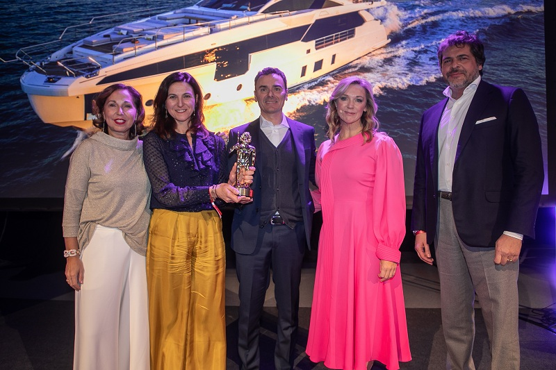 L'avanguardia di Grande 32 Metri conquista i Boat International Design & Innovation Awards