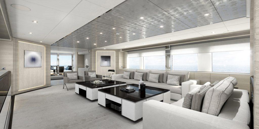 Cristiano Gatto svela i suoi ultimi progetti di interior yacht design