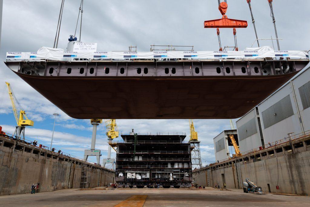 Regent Seven Seas Cruises ordina a Fincantieri la terza unità di classe Explorer