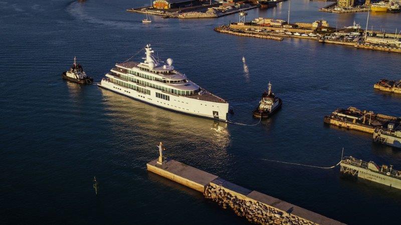 Videoworks è a bordo dei superyacht più attesi del 2019