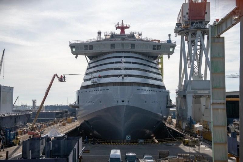 Varata Scarlet Lady, la prima nave da crociera di Virgin Voyages