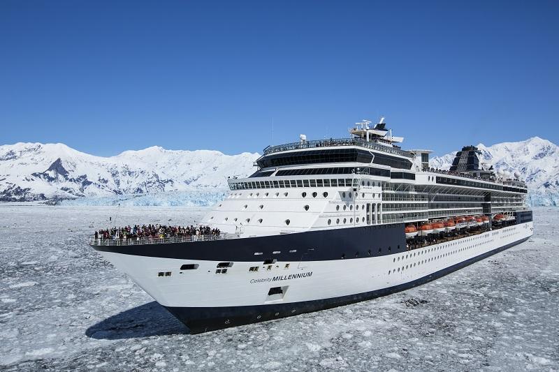 Concluso il restyling di Celebrity Millennium, prima nave ad essere coinvolta nel programma Celebrity Revolution