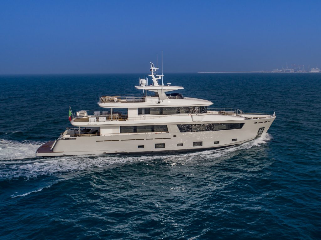 Mimì la Sardine premiato ai World Superyacht Awards