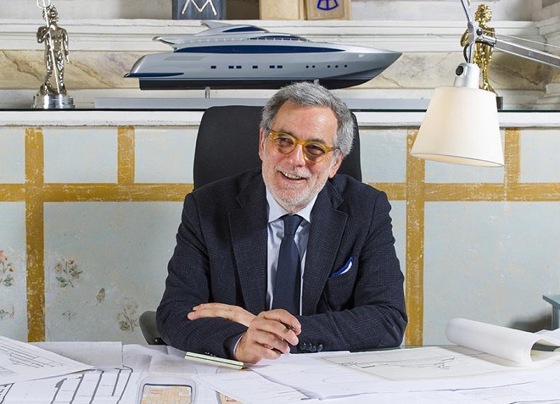 L'arte di dare nuova vita a uno yacht secondo Tommaso Spadolini