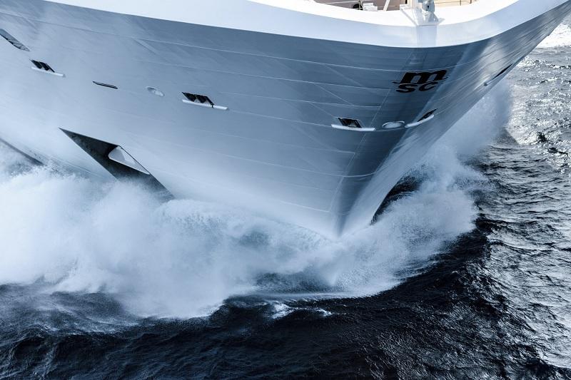 MSC conferma l'ordine a Fincantieri per quattro navi da crociera di lusso