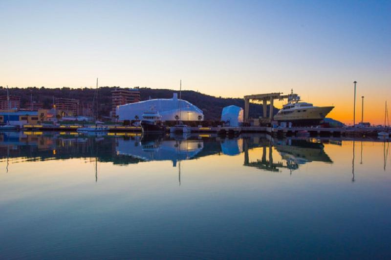 Cantiere Rossini, il refitting è fondamentale ed è naturale realizzarlo in Italia