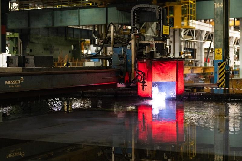Al via i lavori per la terza nave di Holland America Line della classe Pinnacle