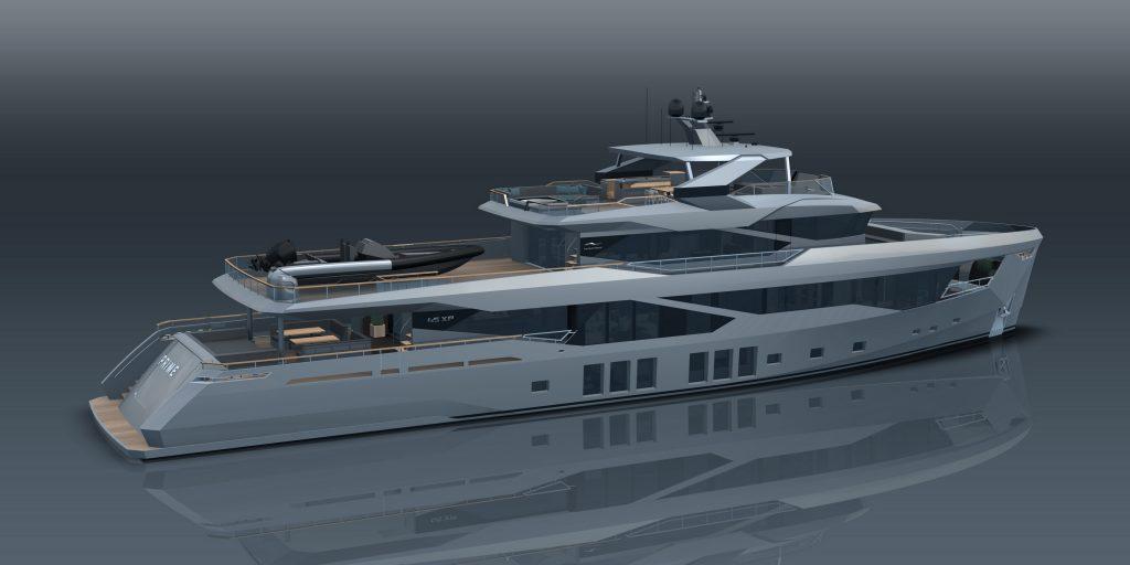 Numarine presenta l'ammiraglia 45XP