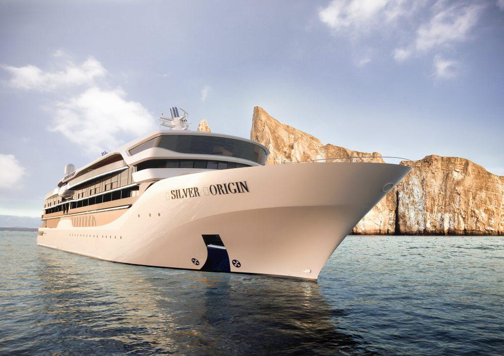Silver Origin, la prima nave di Silversea espressamente progettata per le Galapagos