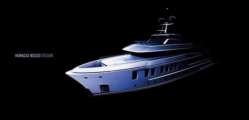 Cantiere delle Marche vende Deep Blue 43, nuovo explorer yacht progettato da Horacio Bozzo Design