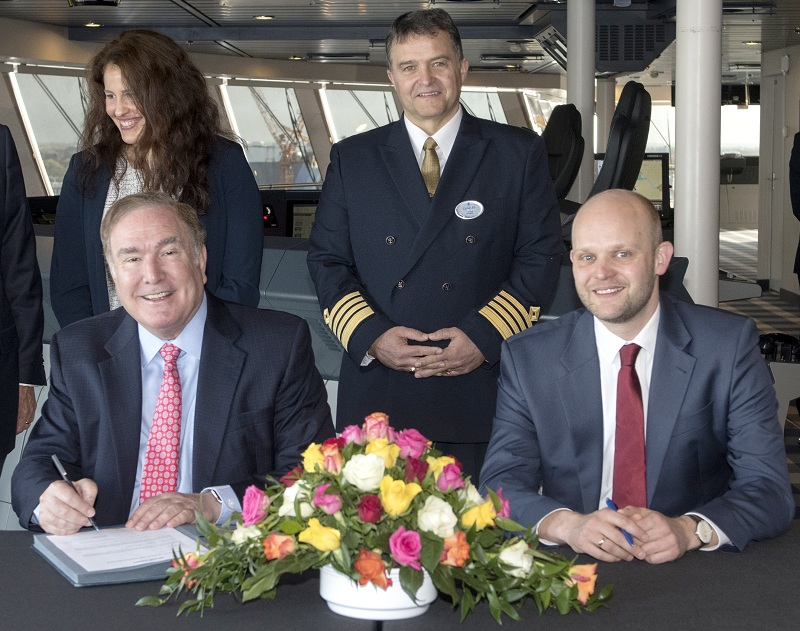 Royal Caribbean prende in consegna la Spectrum of the Seas