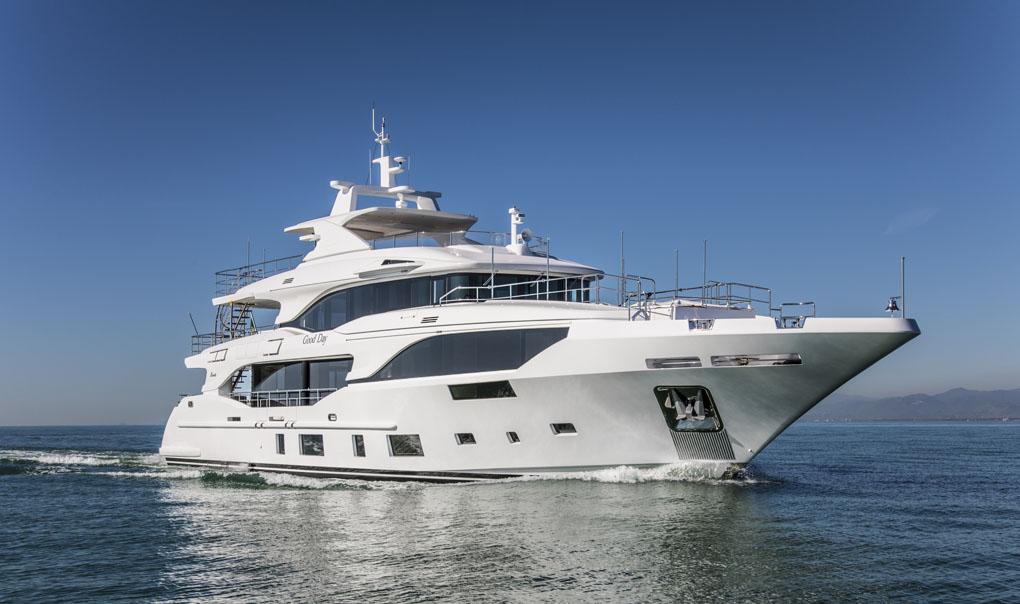 Benetti consegna il quarto Mediterraneo 116 e il quinto Delfino 95