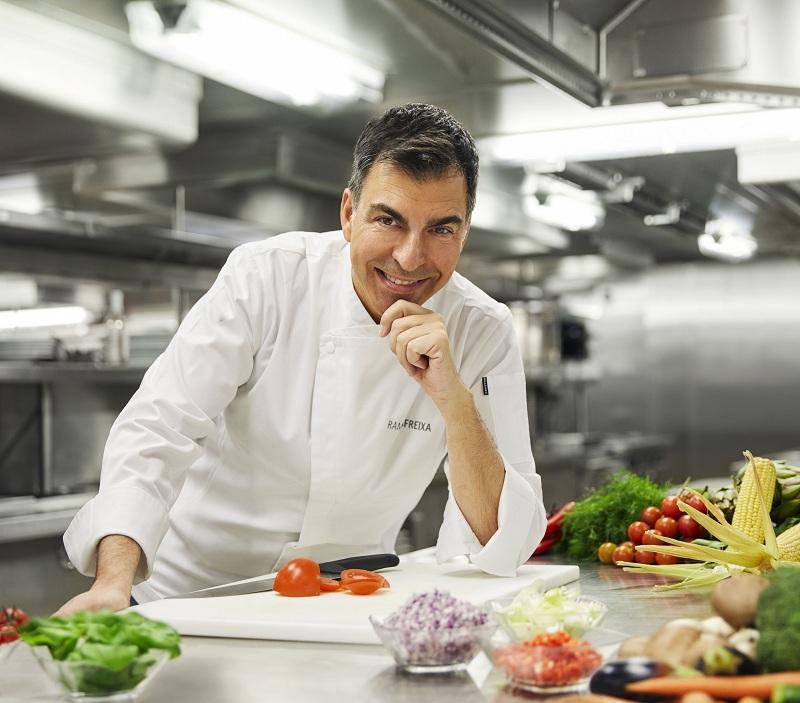 MSC Crociere rinnova la partnership con Ramòn Freixa: l'offerta gourmet firmata dal top chef spagnolo si amplia con l'apertura di due nuovi ristoranti