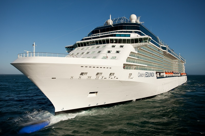 The Celebrity Revolution: completato il restyling di Celebrity Equinox