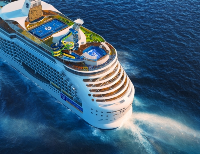 Restyling da 97 milioni di dollari per Voyager of the Seas