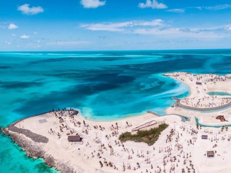 Apre a novembre Ocean Cay MSC Marine Reserve, per vivere a contatto con la natura delle Bahamas