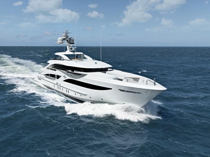 Heesen consegna il 56 metri Galvas, ex Project Neptune
