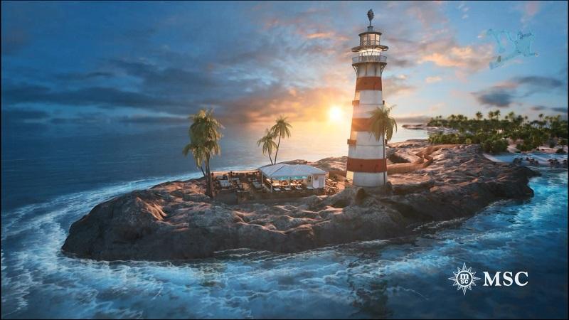 MSC Crociere svela nuovi dettagli su Ocean Cay, la nuova destinazione nel cuore delle Bahamas