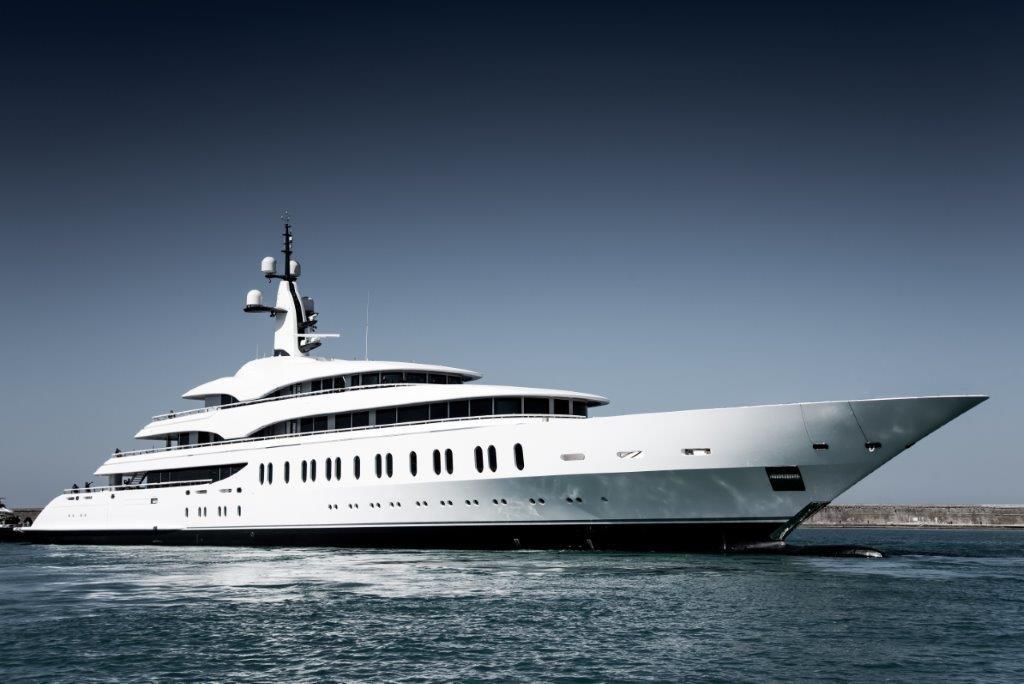 Al via le consegne della Benetti Giga Season: FB275, l'ammiraglia di 108 metri, è pronta per il suo armatore