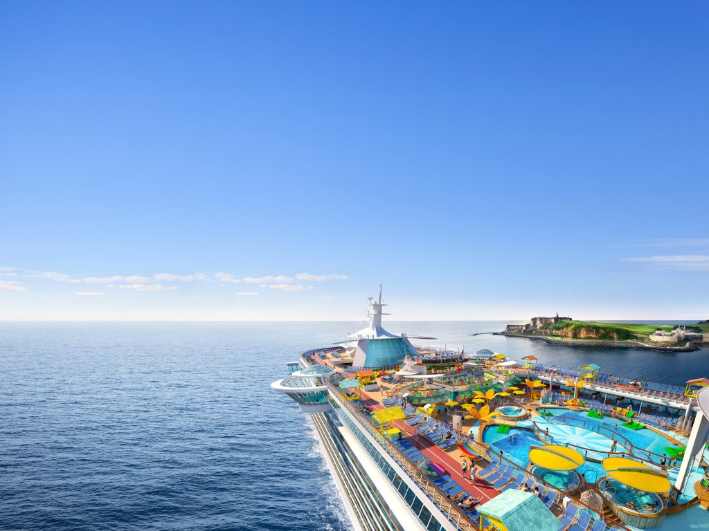 Restyling da 116 milioni di dollari per Freedom of the Seas