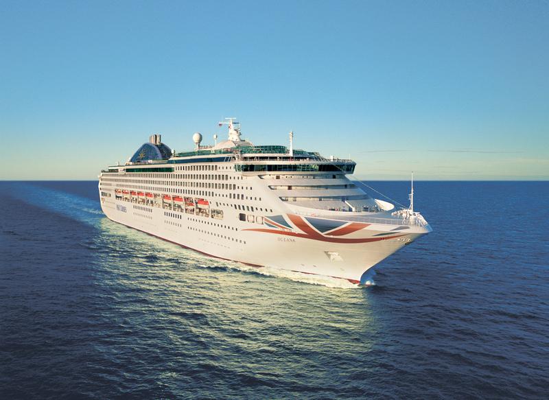 P&O Cruises cancella le crociere negli Emirati Arabi