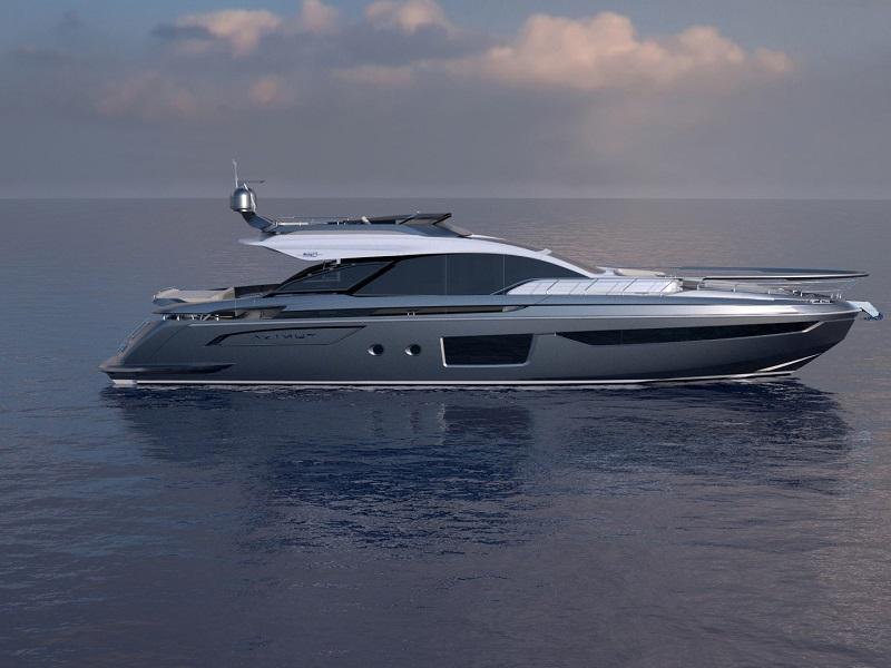 Colpo di scena al Cannes Yachting Festival: debutta a sorpresa Azimut S8