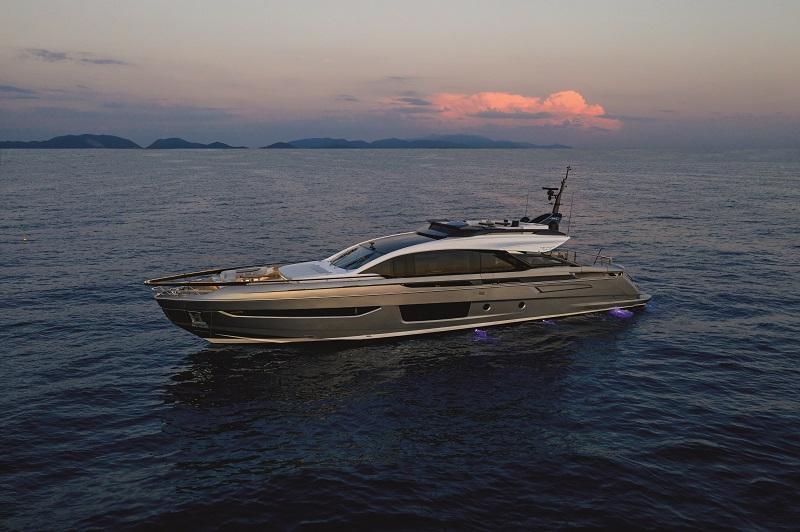 Azimut|Benetti chiude l'anno con un valore della produzione superiore a 900 milioni di euro e 260 yacht consegnati