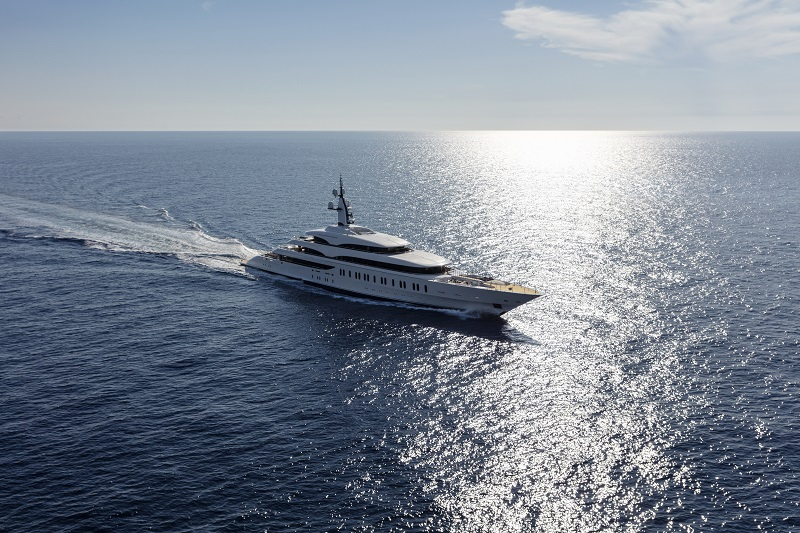 Al Monaco Yacht Show 2021 l'eccellenza dei custom yacht Benetti