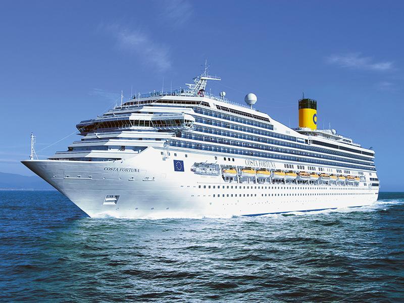 Tante novità nel Mediterraneo 2020 di Costa: tornano le crociere in Turchia e Israele, rivisti gli itinerari di varie navi