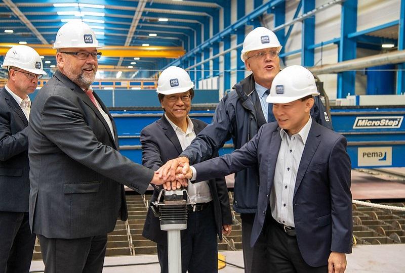 Avviata la costruzione della seconda nave di classe Global per Dream Cruises