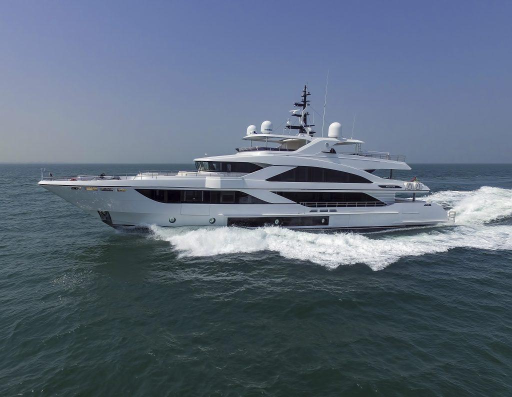 Majesty 140, l'ultimo capolavoro di Gulf Craft firmato Cristiano Gatto