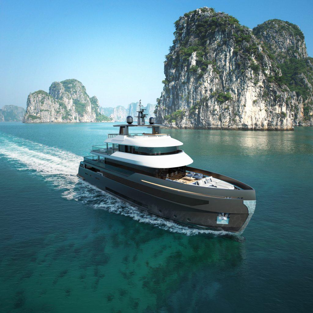 B.Yond, la nuova generazione di expedition yacht Benetti che rompe gli schemi