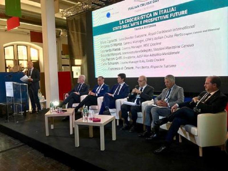 Italian Cruise Day 2019: il gruppo Costa Crociere genera 12,6 miliardi di euro e oltre 63.000 posti di lavoro in Europa