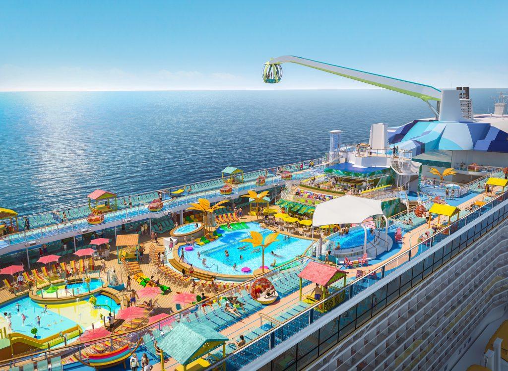 Svelati nuovi dettagli di Odyssey of the Seas