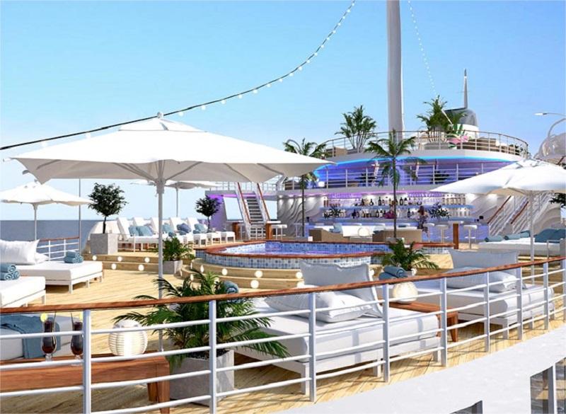 Nuovo cambio di programma per la Funchal, non sarà più un beach club ad Ibiza