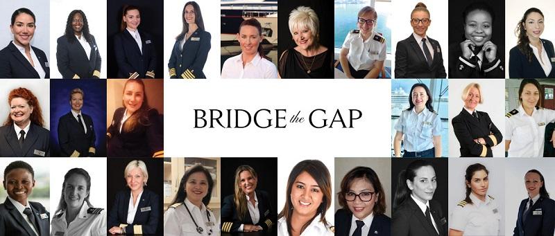 Dall'8 marzo 2020 Celebrity Edge avrà un team di ufficiali di sole donne