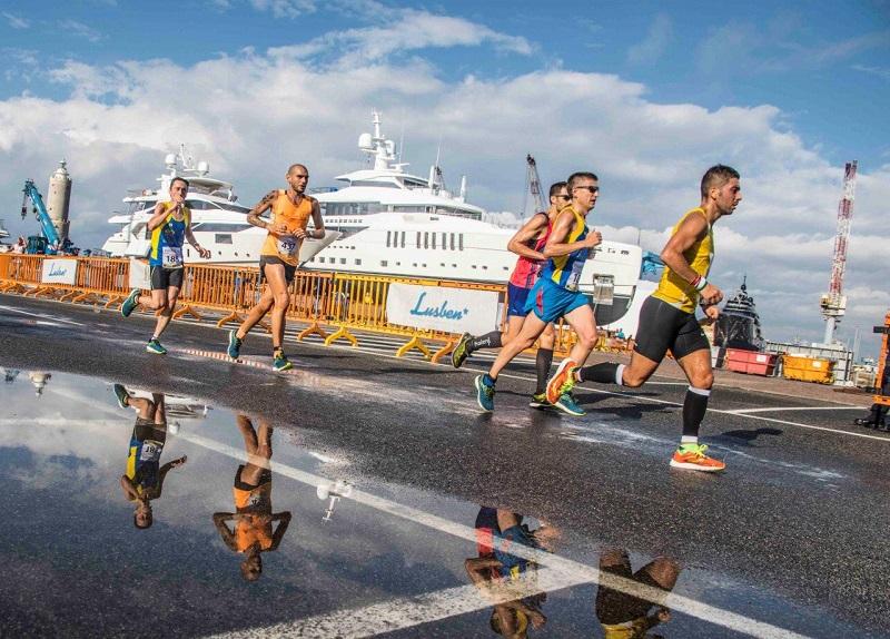 Benetti protagonista della Half Marathon 2019 di Livorno