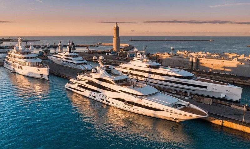 Per il ventesimo anno Azimut|Benetti è il primo produttore di superyacht al mondo