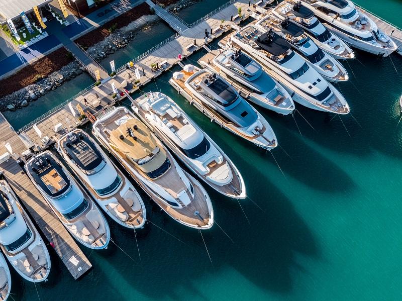 Global Order Book 2020, l'Italia si conferma leader mondiale nella produzione di superyacht