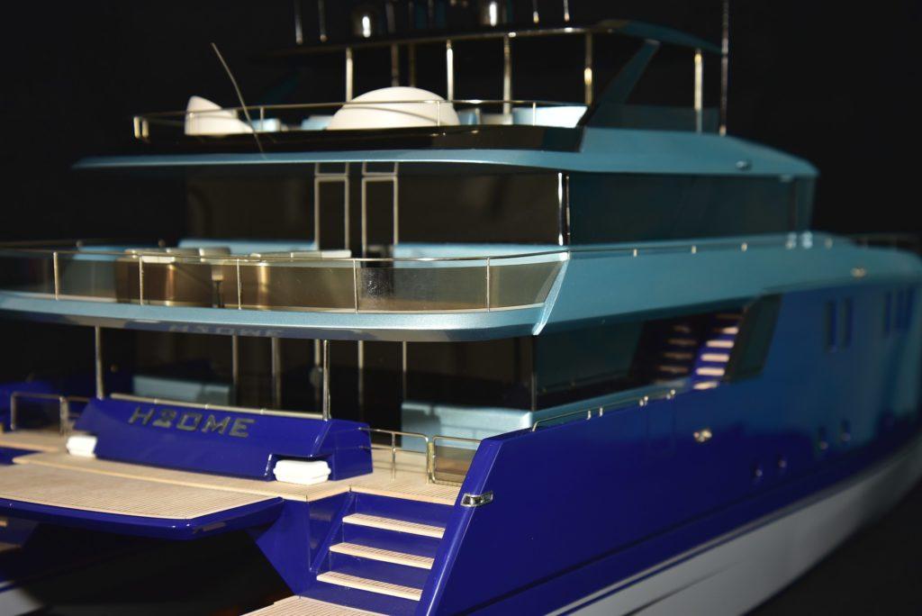 Il design rivoluzionario di Amasea 84 definisce nuovi standard per i catamarani di lusso