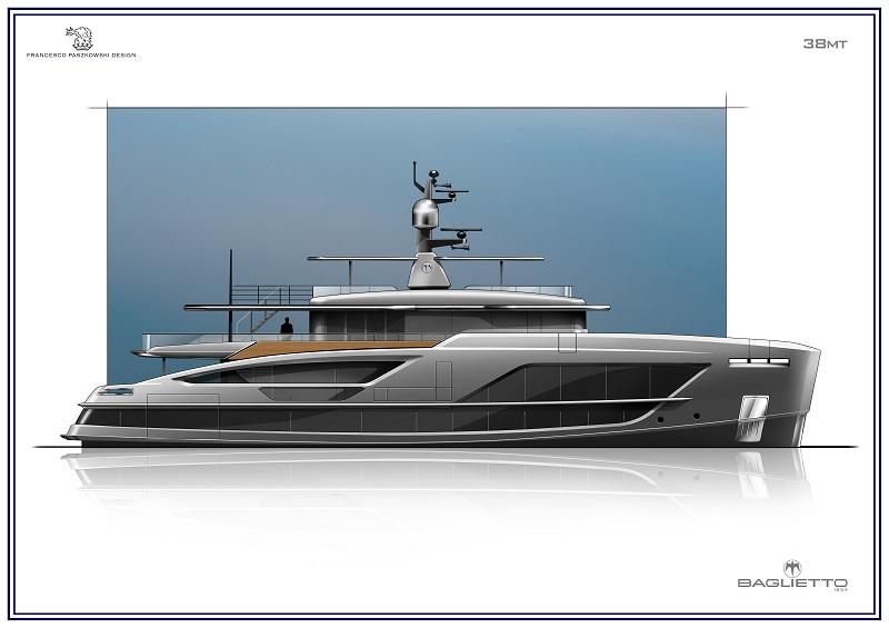 Baglietto inaugura il Miami Boat Show con la vendita di un 38 metri V-Line