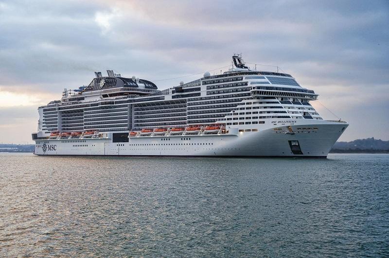 Coronavirus: MSC Crociere aggiorna l'itinerario Grand Voyage di MSC Bellissima
