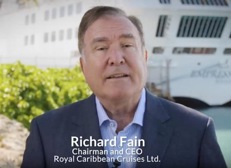 """Royal Caribbean Group lancia la nuova policy """"In crociera con fiducia"""" per annullare le prenotazioni fino a 48 ore prima della partenza senza penali"""
