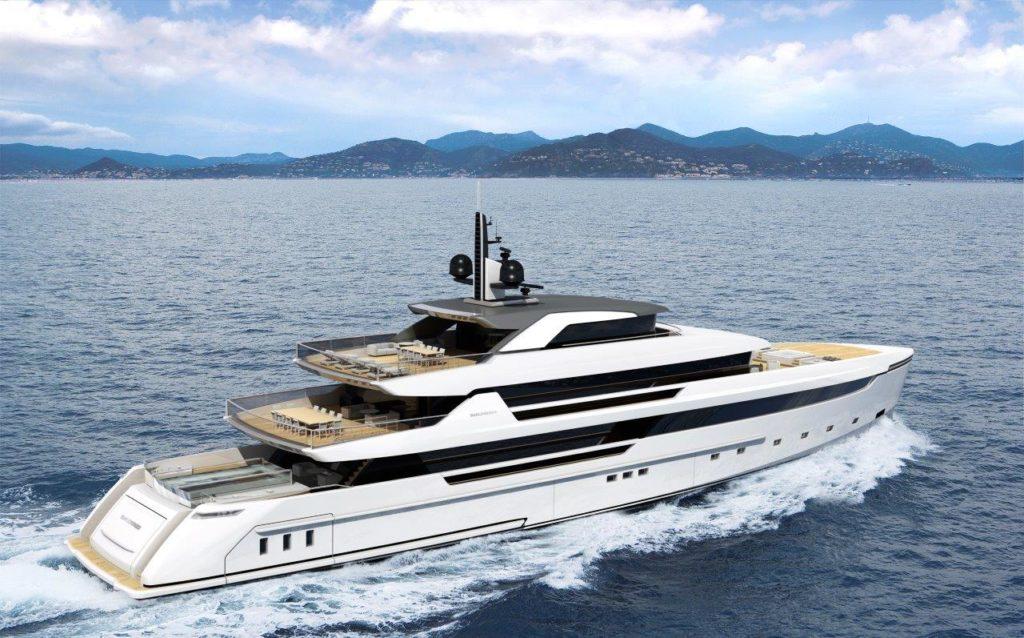 Con 62Steel Sanlorenzo ridefinisce gli standard dei superyacht in metallo