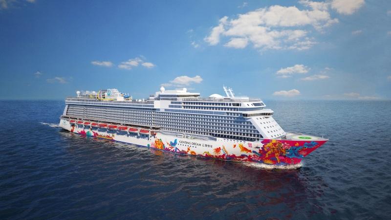 COVID-19: Genting Cruise Lines riscrive le regole in vista del ripristino dell'attività crocieristica