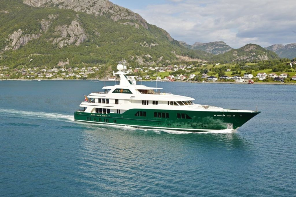 Feadship M/Y Sea Owl in vendita da Northrop & Johnson