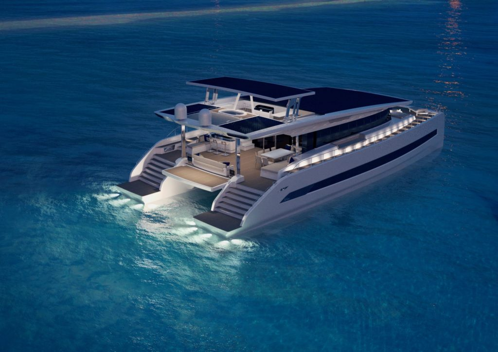 Silent 80, il catamarano ad autonomia illimitata conquista sempre di più il pubblico