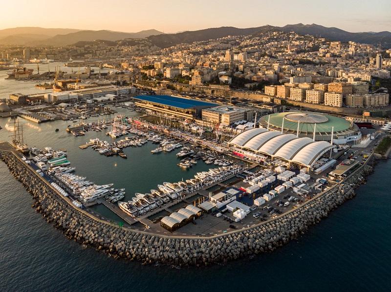 Un piano strategico e nuove date per la 60ma edizione del Salone Nautico di Genova