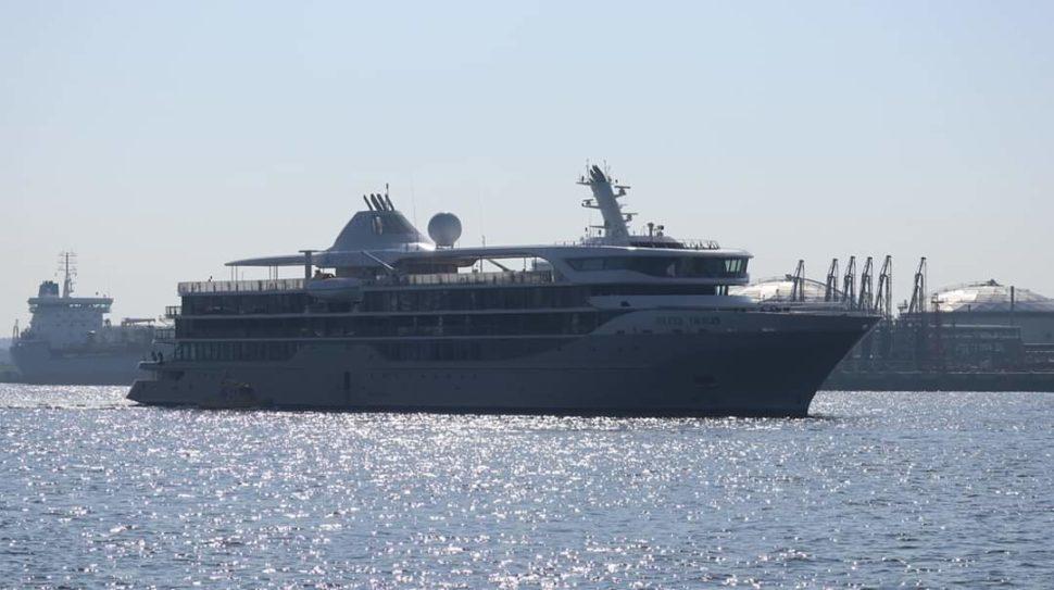 Silver Origin parte per le prime prove in mare